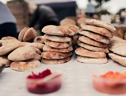 Turkish Pide Bread   Traditional Baklava Auckland